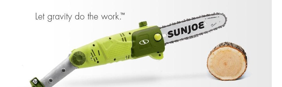 sun joe swj800e 8-inch 6.5-amp