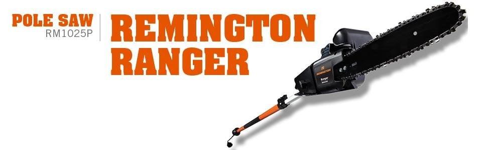 Remington RM1025P Ranger 10-Inch 8 Amp