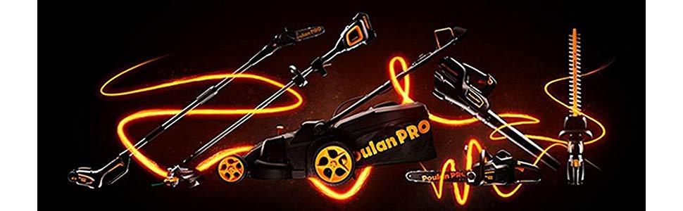 Poulan Pro 967044201 40V 8 Inch Pole Saw