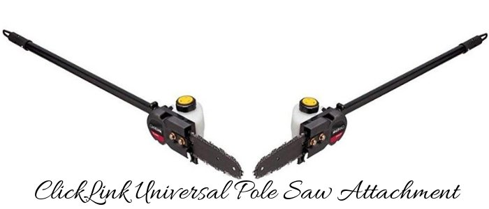 ClickLink Universal Pole Saw Attachment