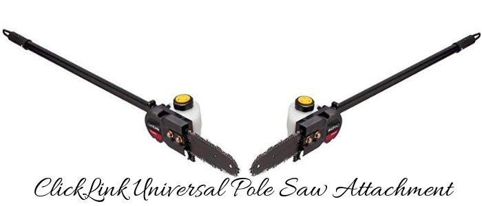 ClickLink Universal Pole Saw Attachment